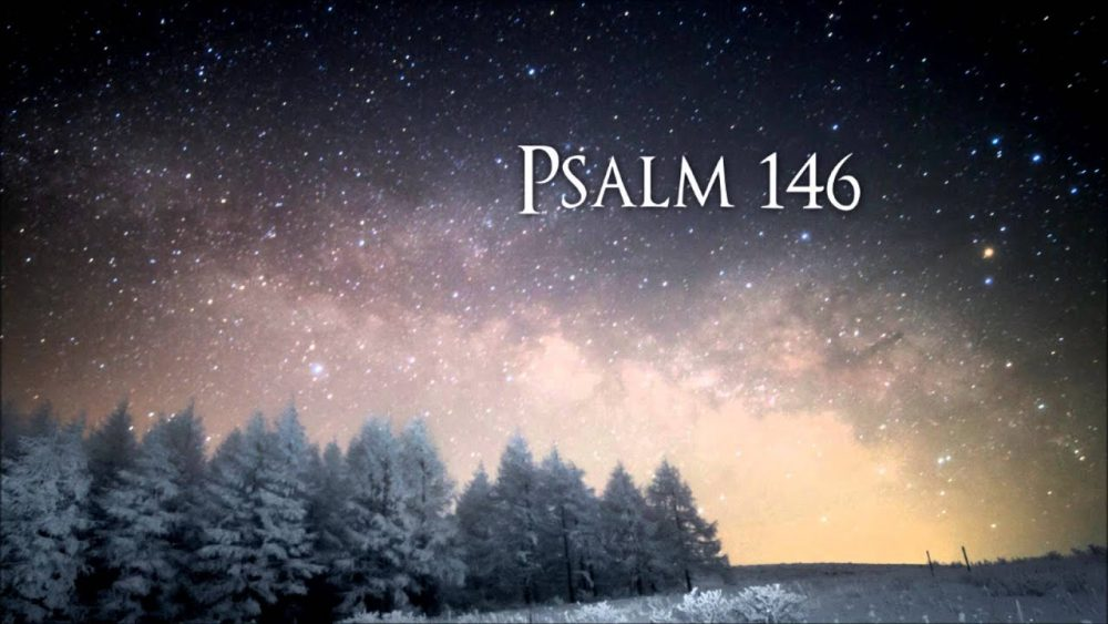 Psalms 146 Image